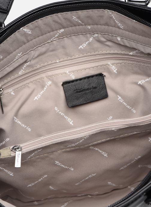 Handbags Tamaris MAGDA Handbag Black back view