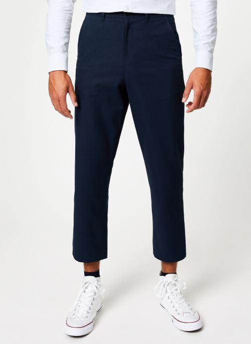 Vêtements Farah F4BS9072 Bleu vue détail/paire