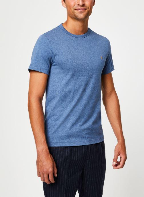 Vêtements Farah F4KF9044 Bleu vue détail/paire