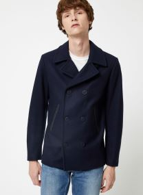 Manteau caban duffle coat - Caban bicolore Fort Ci