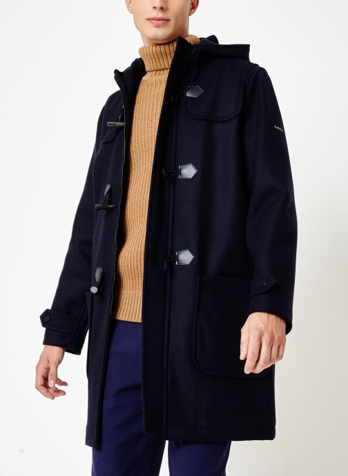 Vêtements Armor Lux Duffle Coat Quimper Bleu vue détail/paire