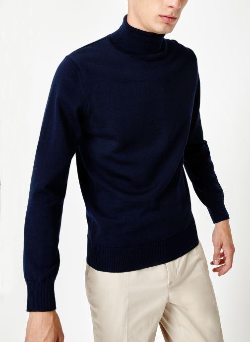 Vêtements Armor Lux Pull Ferel Bleu vue détail/paire