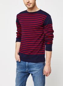 T-shirt manches longues - Marinière Amiral