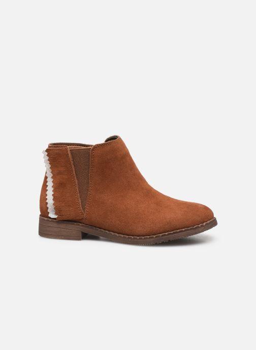 Bottines et boots I Love Shoes KELYSSA LEATHER Marron vue derrière
