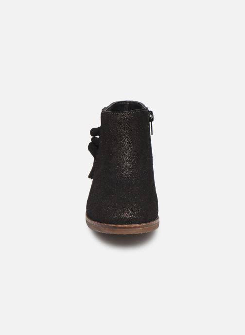 Stivaletti e tronchetti I Love Shoes KELSYE LEATHER Nero modello indossato