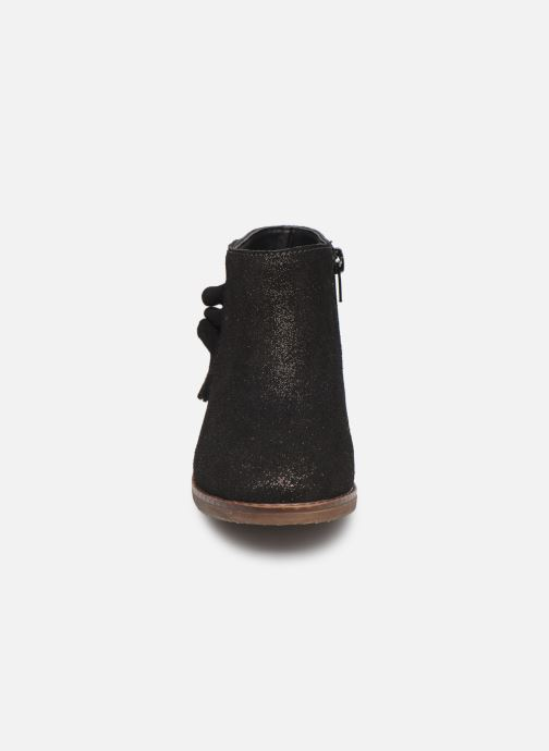 Botines  I Love Shoes KELSYE LEATHER Negro vista del modelo