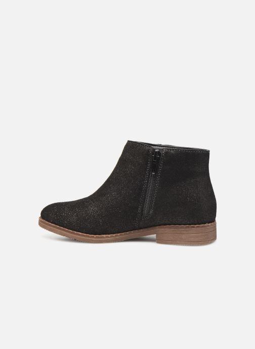 Bottines et boots I Love Shoes KELSYE LEATHER Noir vue face
