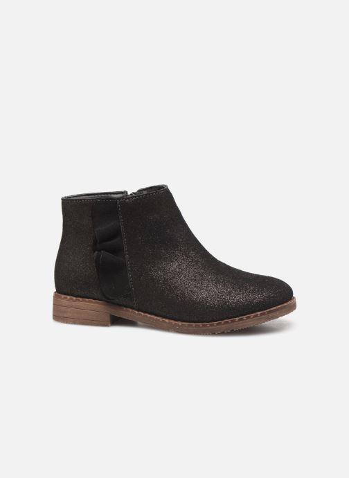 Botines  I Love Shoes KELSYE LEATHER Negro vistra trasera