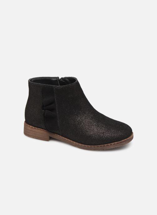 Bottines et boots I Love Shoes KELSYE LEATHER Noir vue détail/paire