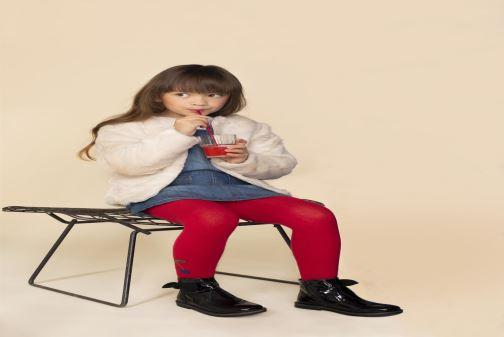 Bottines et boots I Love Shoes KEIZA LEATHER Marron vue bas / vue portée sac