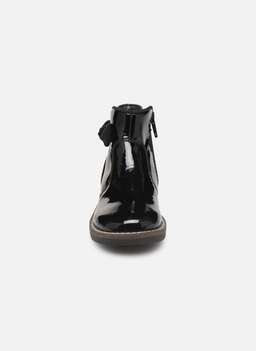 Bottines et boots I Love Shoes KEIZA LEATHER Noir vue portées chaussures