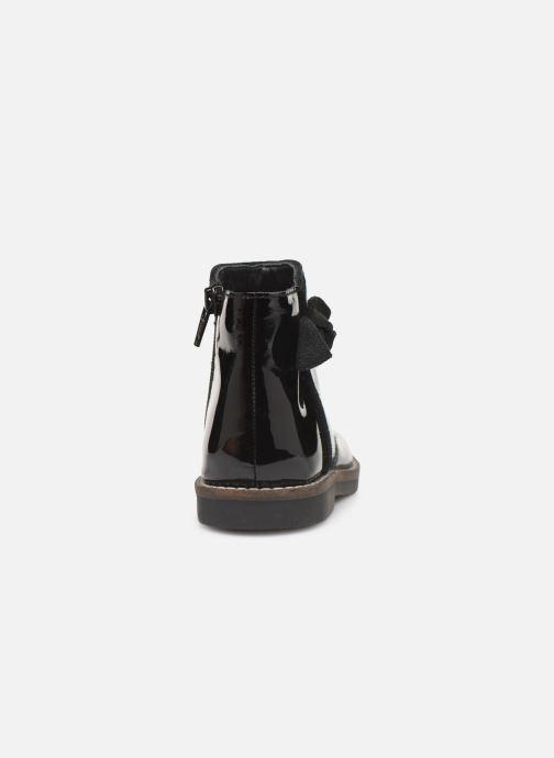 Bottines et boots I Love Shoes KEIZA LEATHER Noir vue droite