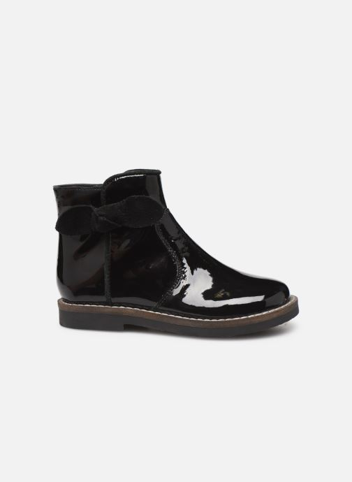 Boots en enkellaarsjes I Love Shoes KEIZA LEATHER Zwart achterkant