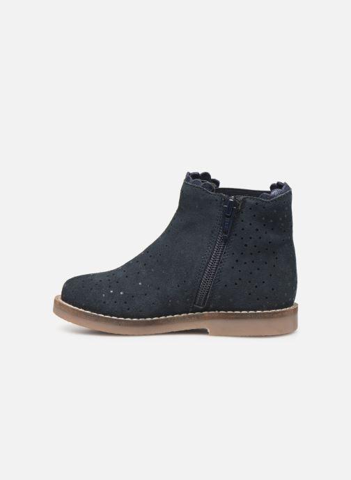 Botines  I Love Shoes KELCY LEATHER Azul vista de frente