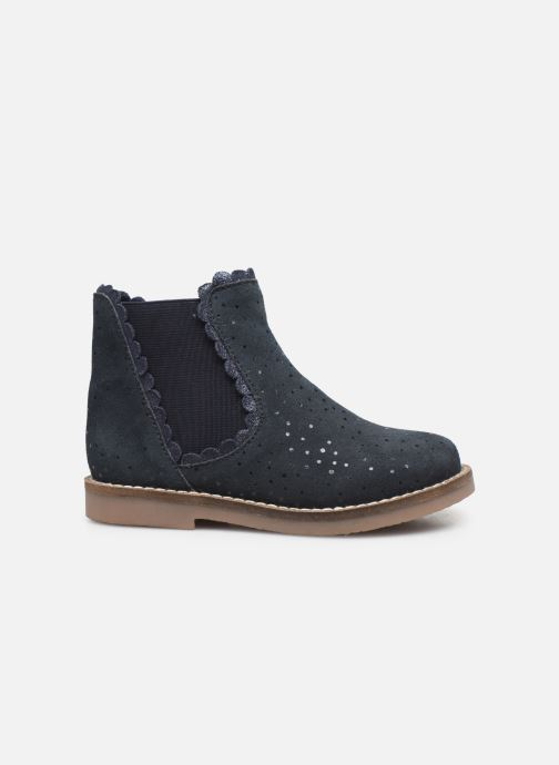 Boots en enkellaarsjes I Love Shoes KELCY LEATHER Blauw achterkant