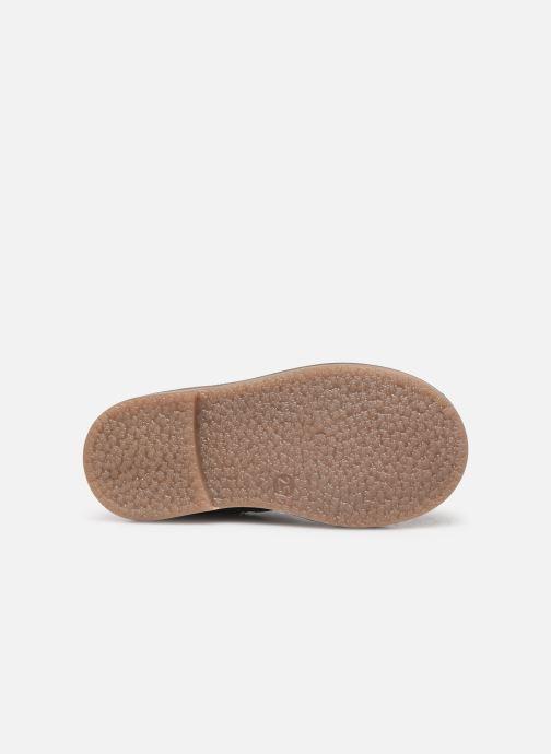 Boots en enkellaarsjes I Love Shoes KELCY LEATHER Blauw boven