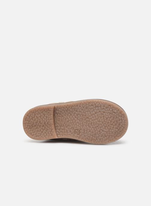 Laarzen I Love Shoes KEICHA LEATHER Fourrée Beige boven