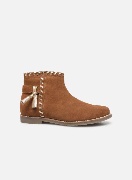 Ankelstøvler I Love Shoes KEUBRA LEATHER Brun se bagfra
