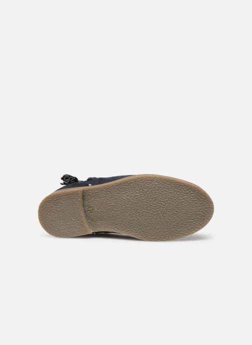 Stiefeletten & Boots I Love Shoes KEUBRA LEATHER blau ansicht von oben