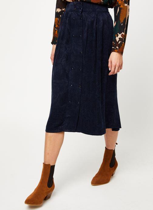 Vêtements Louizon Jupe Wimona Bleu vue détail/paire