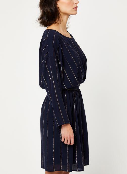 Vêtements Louizon Robe Seraphine Bleu vue droite