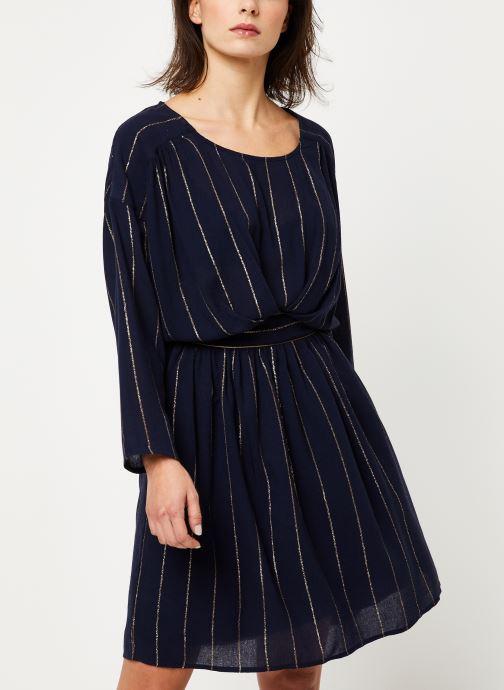 Vêtements Louizon Robe Seraphine Bleu vue détail/paire