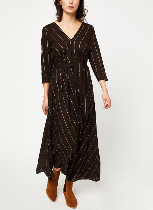 Vêtements Louizon Robe Silomy Marron vue bas / vue portée sac