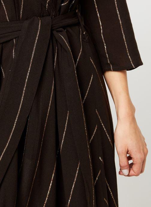Vêtements Louizon Robe Silomy Marron vue face