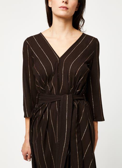 Vêtements Louizon Robe Silomy Marron vue droite