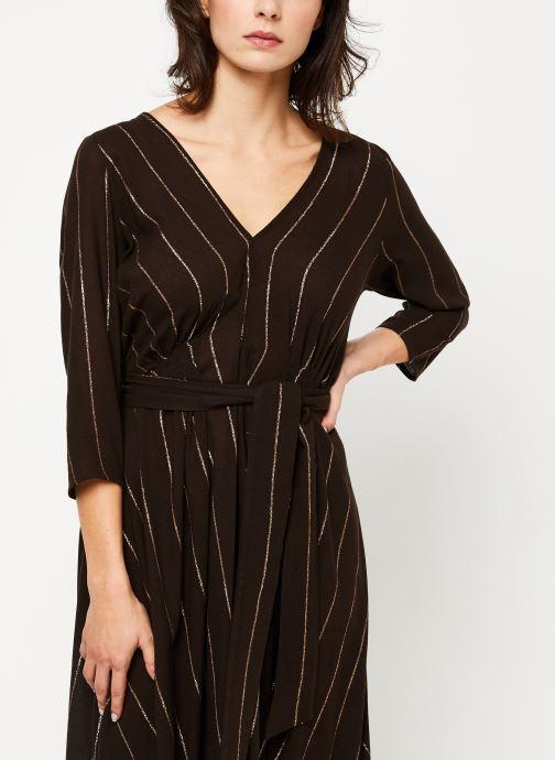Vêtements Louizon Robe Silomy Marron vue détail/paire