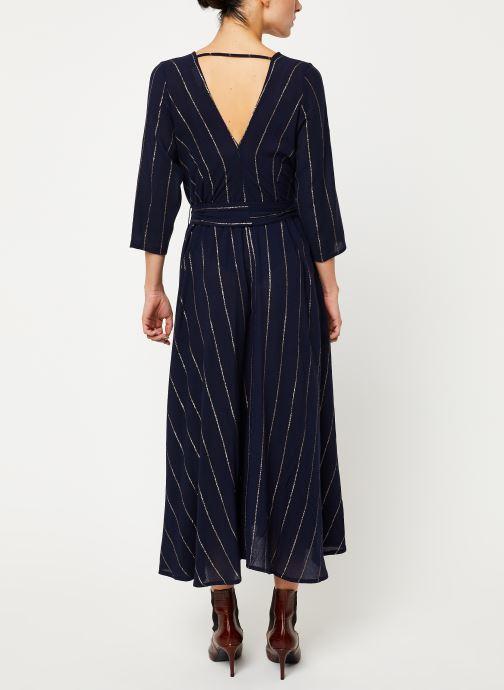 Kleding Louizon Robe Silomy Blauw model