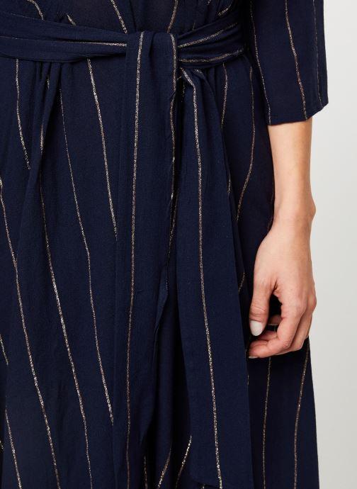 Kleding Louizon Robe Silomy Blauw voorkant