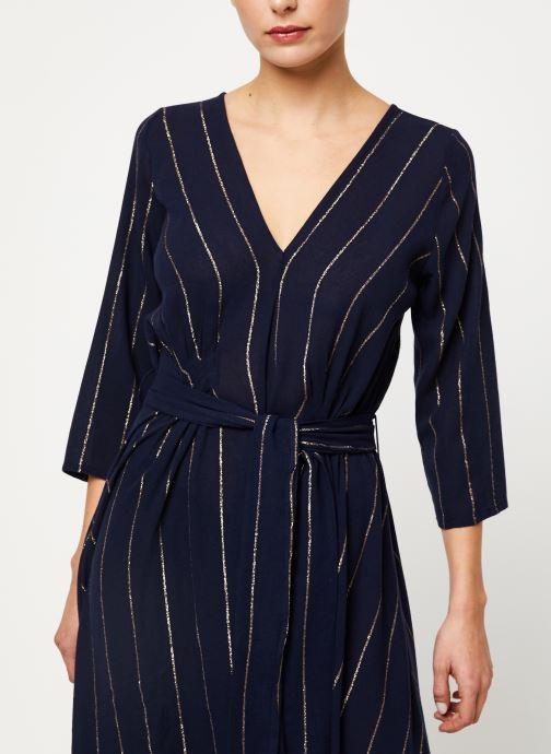 Kleding Louizon Robe Silomy Blauw detail