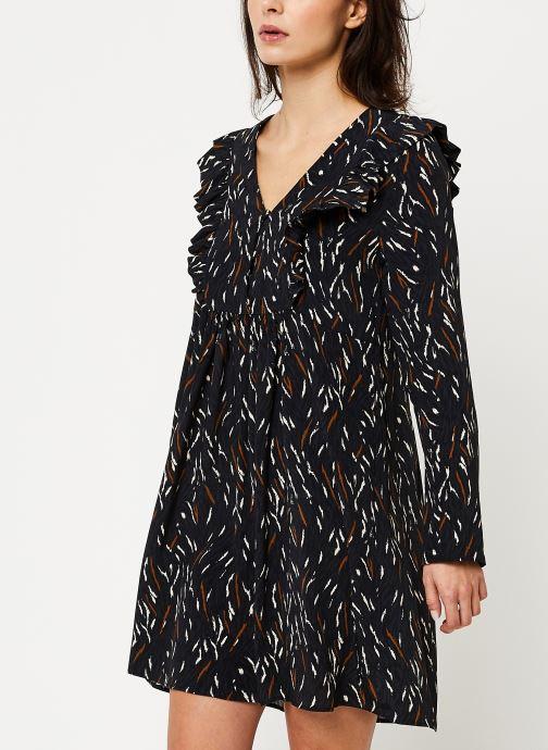 Vêtements Louizon Robe Willemina Noir vue droite