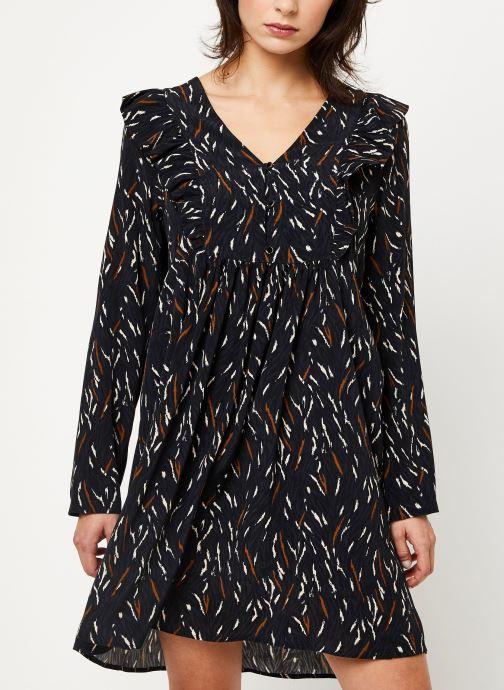 Vêtements Louizon Robe Willemina Noir vue détail/paire