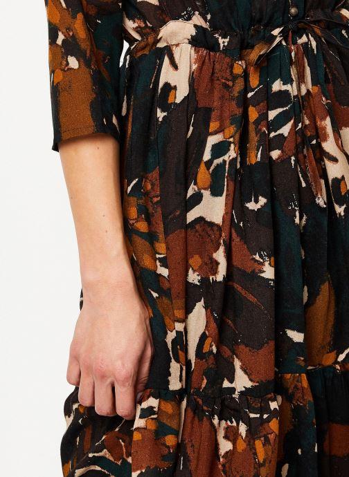 Vêtements Louizon Robe Siyama Multicolore vue face