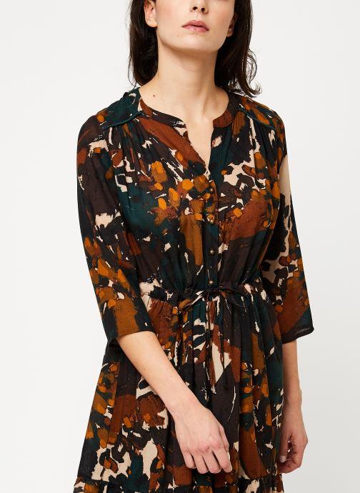 Vêtements Louizon Robe Siyama Multicolore vue détail/paire