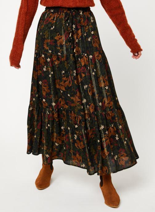 Vêtements Louizon Jupe Moore Marron vue détail/paire