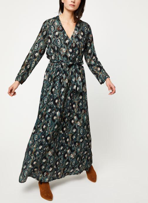 Vêtements Louizon Robe Niagara Bleu vue bas / vue portée sac