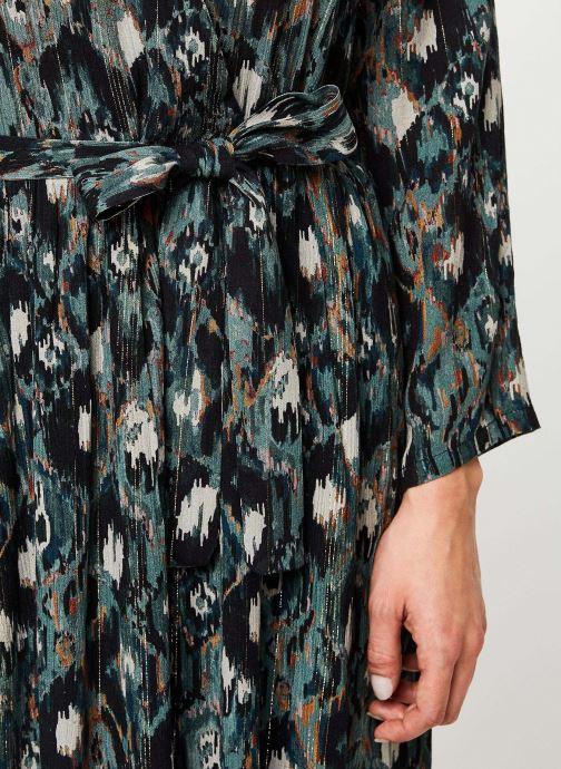 Vêtements Louizon Robe Niagara Bleu vue face