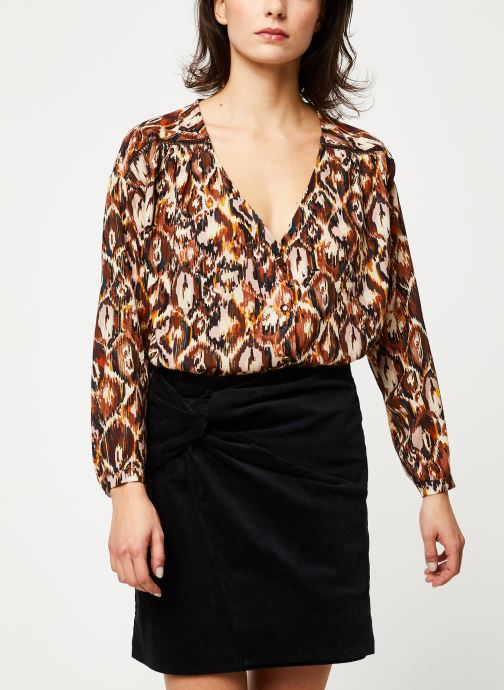 Vêtements Louizon Top Nadege Beige vue détail/paire