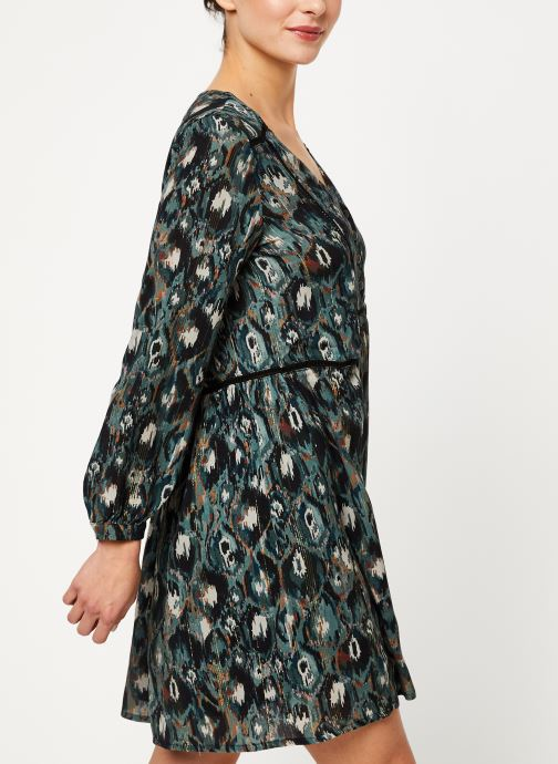 Vêtements Louizon Robe Nonna Bleu vue droite
