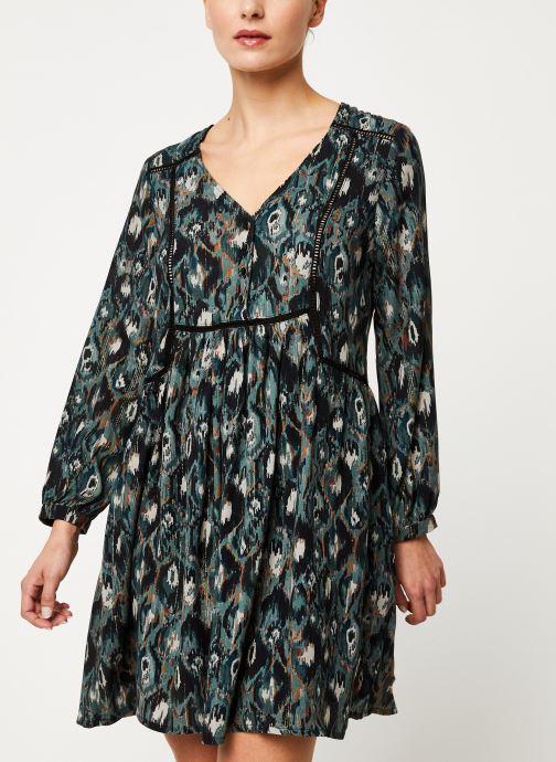 Vêtements Louizon Robe Nonna Bleu vue détail/paire