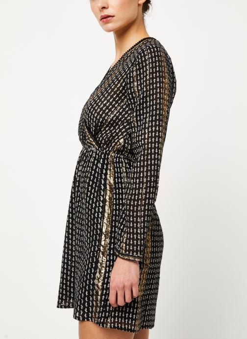 Vêtements Louizon Robe Vidi Noir vue droite
