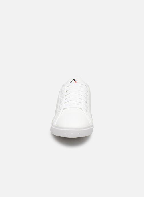 Baskets Le Coq Sportif Verdon Premium Blanc vue portées chaussures