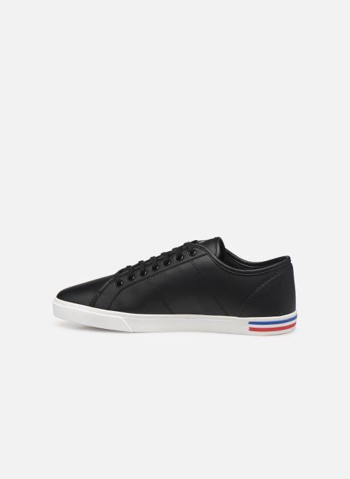 Sneakers Le Coq Sportif Verdon Premium Nero immagine frontale