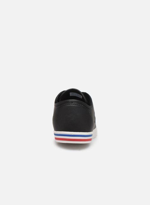 Sneakers Le Coq Sportif Verdon Premium Nero immagine destra