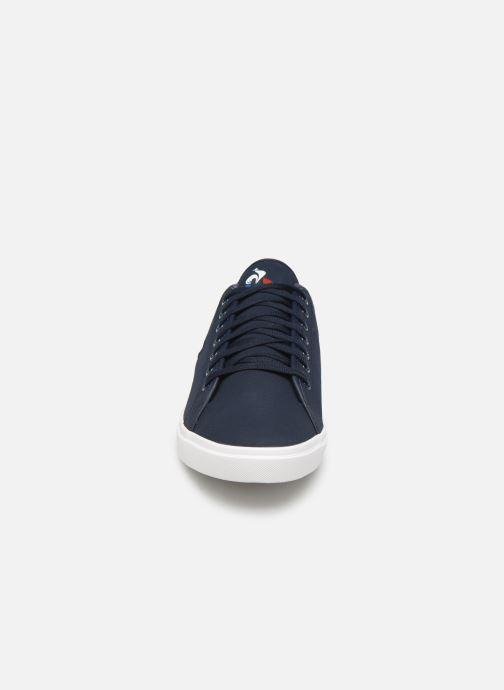 Baskets Le Coq Sportif Verdon Premium Bleu vue portées chaussures