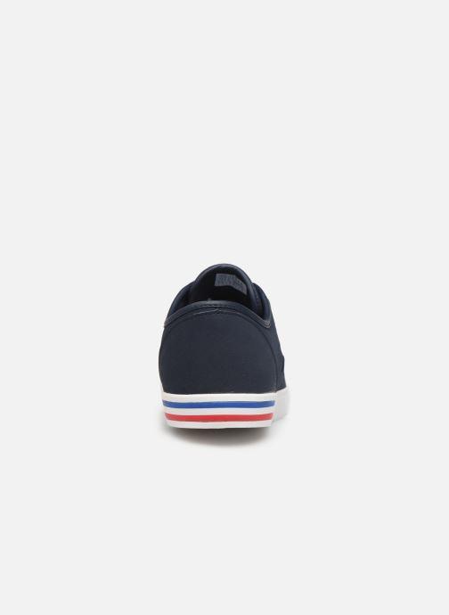Baskets Le Coq Sportif Verdon Premium Bleu vue droite