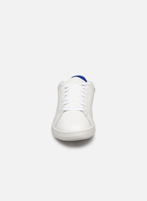 Baskets Le Coq Sportif Break Cocarde Blanc vue portées chaussures
